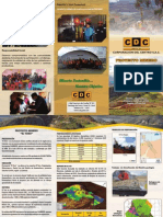 Proyecto Minero El Toro - Corporación del Centro SAC