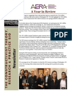Constructivist SIG Newsletter November 2015 PDF