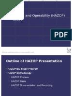 Hazop Presentation_Power Plant