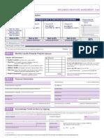 CDN-Wellness Advocate Agreement Form