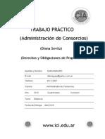 Cuestionario Derechos y Obligaciones de Los Propietarios