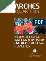 73. Slamophobia Antisemitism History Possibility
