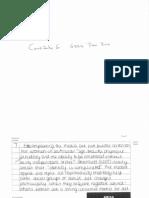 Full Marks Examplar Essay From OCR A2 Media