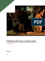 Guillermo del Toro y el terror cursi.doc