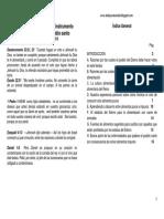 El Voto de La Alimentaci_n Como Instrumento Para La Santificaci_n Del Pueblo Santo