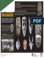 Poster Etnografia Mascaras