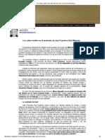 Los Cabos Sueltos en El Asesinato de José Francisco Ruiz Massieu