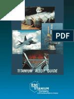 RTI Titanium Alloy Guide