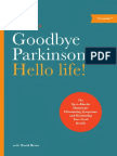 Goodbye Parkinsons, Hello Life Sample