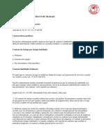 Tema 7, Modalidades de Contrato