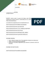 Primer Informe de Avance PEI Grupo 6