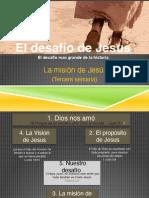 La Mision de Jesus