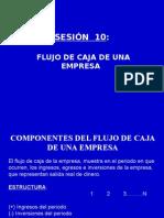 Valorización 10 - 2005- II- Flujo Caja