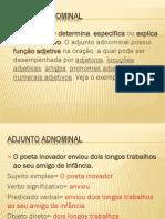 Adjunto Adnominal 6.1