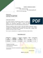 Cotizacion de Publicidad Radio La91