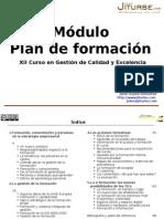 Modulo Plan Deformacion Gestion de La Calidad
