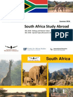 South Africa Study Abroad
