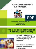 La Posmodernidad y La Familia