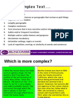 rationale for text complexity pdf