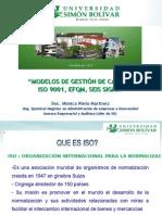 Modelos de Sgc 9001-Efqm-seis Sigma-1
