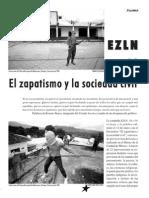 Revista Rebeldia, El Zapatismo y La Sociedad Civil