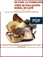 Metodologia Para La Formacion de Ces en Cafe