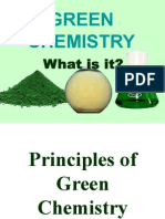 Green Chemistry
