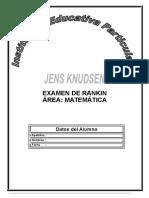 Aritmética 1ra Unidad - 2do Secundaria (Racionales) - Copia