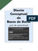Diseño Conceptual de Bases de Datos
