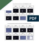 La Luna Se Presenta de Diferentes Formas4
