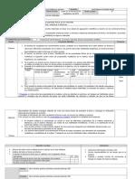 Secuencia Didáctica Bloque I, Semana 4. Química