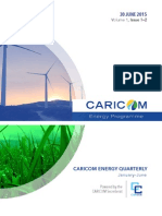 Caricom Energy Quarterly Jan-June 2015