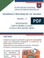 Seguridad e Inocuidad de Las Vacunas