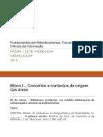 Bibliotecas Medievais Conservação e Controle PPT