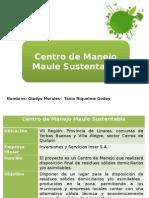 Centro de Manejo Maule Sustentable