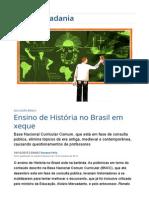 Ensino de História no Brasil em xeque _ Vida e Cidadania _ Gazeta do Povo