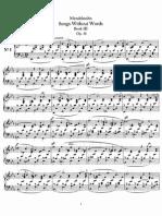 Canção Sem Palavras 2