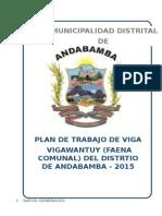 Plan Para Viga Huantuy