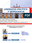 Power Point Liderazgo Politico