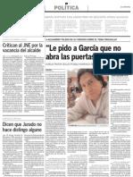 Entrevista de IDL_Reporteros a Alejandro Toledo