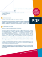 Wisc III Modelo de Informe