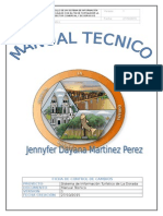 Manual Tecnico Dayana