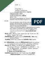 Diccionario Griego de La Iliada