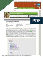 Conoce300 __ Pascal Con Free Pascal __ Introducción a La Programación Orientada a Objetos I __ Constructores y Destructores