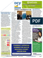 Pharmacy Daily for Wed 11 Nov 2015 - Pharmacy confidence up, New ASMI Board, Aspen squeaky clean, Health AMPERSAND Beauty and much more