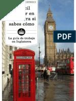 eBook La Guia de Trabajo en Inglaterra