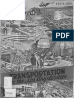 1957 Transportation in the Los Angeles Area