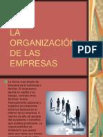 La organización de las empresas.ppt