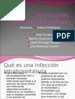 Infecciones Intrahospitalaria Grupo 03