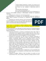 Conocimiento y Manejo Del Equipo Instrumental y Material Del Laboratorio